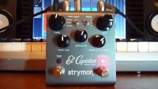 Strymon El Capistan - My 10 Favorite Sounds