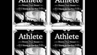 Athlete - Twenty Four Hours [official instrumental piano version]