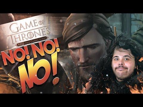 NO! NO! NO!  (Game of Thrones 14°).