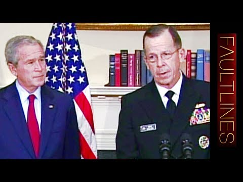 🇺🇸 US Admiral Michael Mullen | Fault Lines