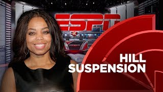ESPN Suspends Jemele Hill After Response To Jerry Jones