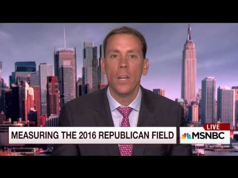 Jim Vandehei, President and CEO of Politico, talks with Mike Barnicle (24 September 2015)
