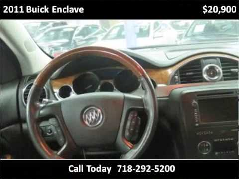 2011 Buick Enclave Used Cars Bronx NY