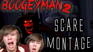 BOOGEYMAN 2 SCARE MONTAGE! | All Jump scares, Funny Moments, Reaction Compilation, Mash up!