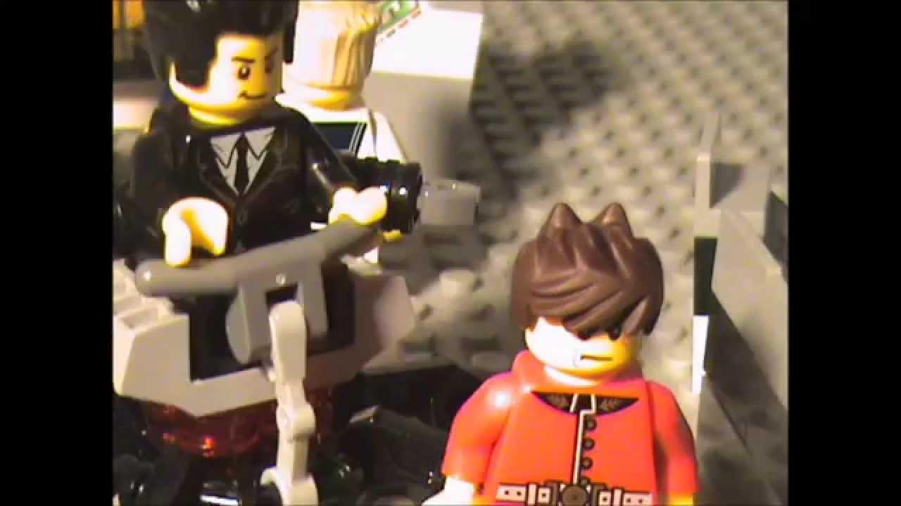lego ninjago episode 1 rebooted cyrus borgs office youtube