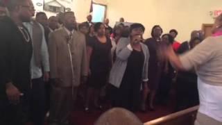 MIKE CREEK BAPTIST CHURCH 150th ANNIVERSARY 10/11/2015