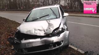 Schwerer Unfall in Böblingen