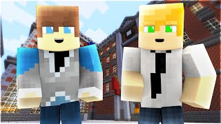 "Minecraft Roleplay - SUSHI HIGH SCHOOL - ""FIRST DAY!"" (Minecraft Roleplay) Part 1"