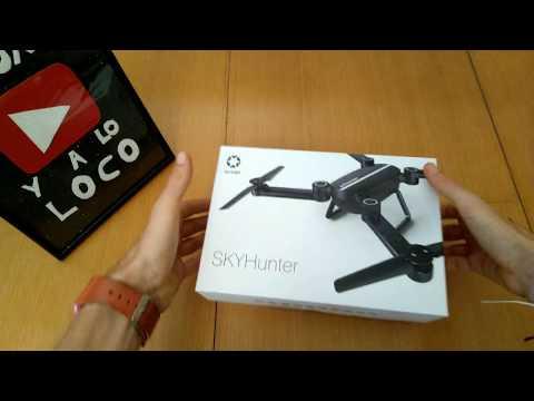 Unboxing y primeras impresiones drone TOZO Q1012 muy economico y con camara no se puede pedir mas