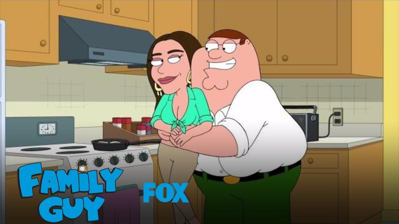 Lois Griffin Strip Video