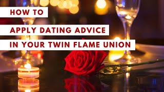 Does mainstream dating advice help to attract your twin flame back?