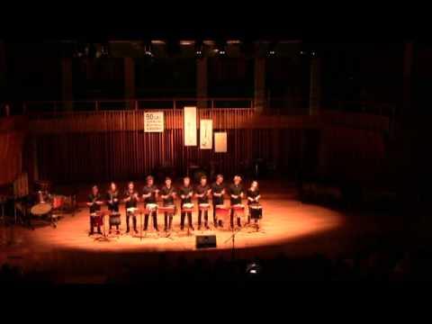 """Radom Percussion Group - Timm Pieper – """"Stick Trix"""""""