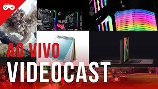 Baixar VideoCast: atualizaram o MacBook Pro e o Bloco de Notas (!?) e cabos com raios de luz! [parte 2]