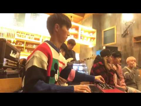에일리 _ SEVENTEEN(세븐틴) 'Q&A Live' - 피아노 박대현
