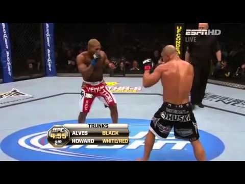14 UFC 124 Alves vs John Howard 11 12 2010