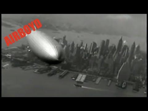 Hindenburg Explodes (1937)