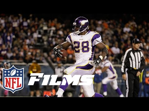 #1 Adrian Peterson: Torn ACL to Rushing for Over 2,000 yards | Top 10 Player Comebacks | NFL Films