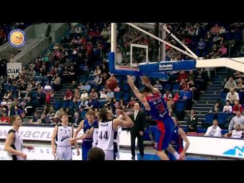 Play of the Day - Victor Khryapa (CSKA)
