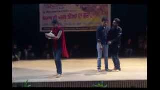 Zinda Hai Hum toh Murda hai Kaun Stage show UCOE Punjabi University