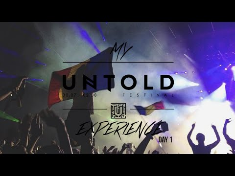 Untold Festival Experience // Day 1