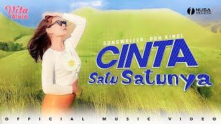 VITA ALVIA - Cinta Satu Satunya | DJ Remix Dangdut (Official Music Video)