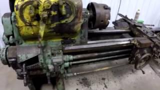 American Lathe Restoration Project Part 1