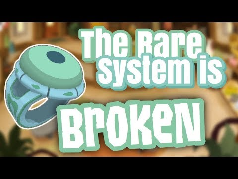 Here's What Happened To The Rarity System: Animal Jam