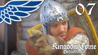 KINGDOM COME DELIVERANCE | DRUNK GUARD DUTY PART 7 - Let's Play Gameplay