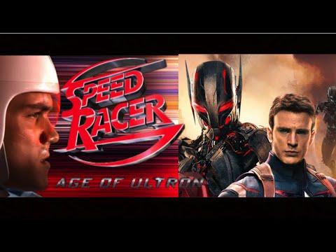 Speed Racer: Age of Ultron - Speed Racer / Avengers 2 Mashup Trailer