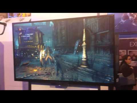Mais vídeos de gameplay de Bloodborne da Gamescom 2014