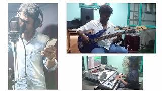 Nenjodu kalanthavale // Sembaruthi serial song  // ZEE TAMIL // cover song  // KARTHICK Fan's //