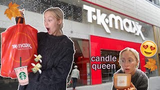 Shop With Me At TK MAXX Autumn 2019!   ELLE DARBY