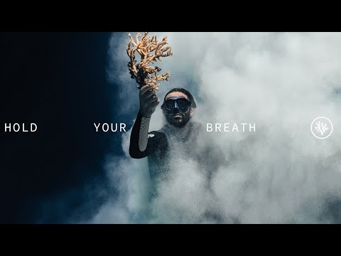 Video Of The Week | Hold Your Breath - Guillaume Néry x Coral Gardeners