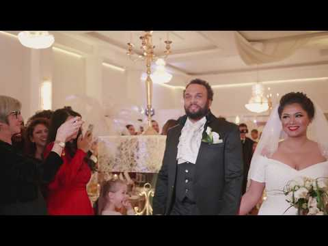 Persian & German Wedding by Le Royal in Hamburg