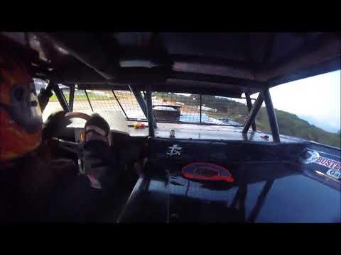Brett McDonald Heat Race Lernerville Speedway 8/18/17 IN-CAR