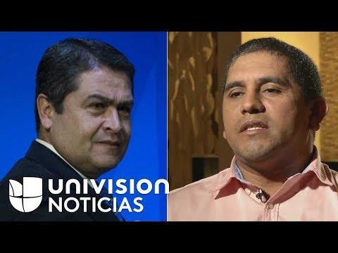 Excapitán de FFAA de Honduras señala a hermano de Juan O. Hernández de supuesto vínculo con el narco