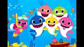 BABY SHARK DOO DOO - Sing and Dance - Animal Songs - FUNNY BABY VİDEOS -SUPER KIDS TV