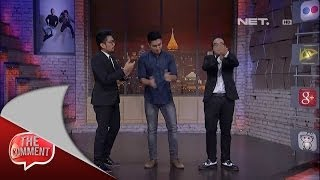 The Comment Weekend - Danang Darto belajar ngehost live sama Deva Mahendra