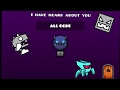 Vault Of Secrets | 9 Secrets Codes | Geometry Dash