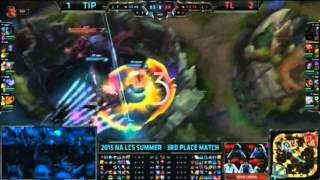 Montage #1 Short montage of pro player baron steals
