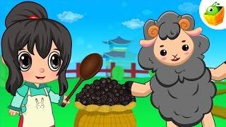 Baa Baa Black Sheep | English Nursery Rhymes | Magicbox English Kids Channel