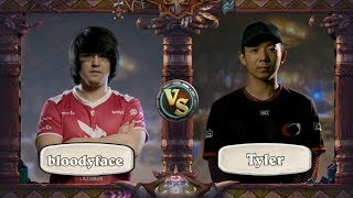 bloodyface vs. Tyler - Initial Match - HCT Winter Championship 2019