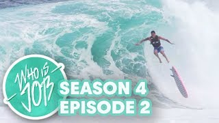 Who is JOB 5.0 - Catch Surf Catch Cracks Keiki Pro Contest - Ep 2