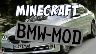 Minecraft Mods - BMW Car Mod - YogLabs