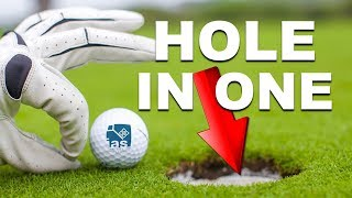 HOLE IN ONE ! - Golft It 02/08/2017