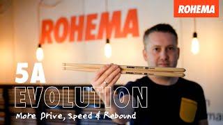 Rohema 5A Evolution - Mehr Speed. Mehr Drive. Mehr Rebound. | Stephan Emig