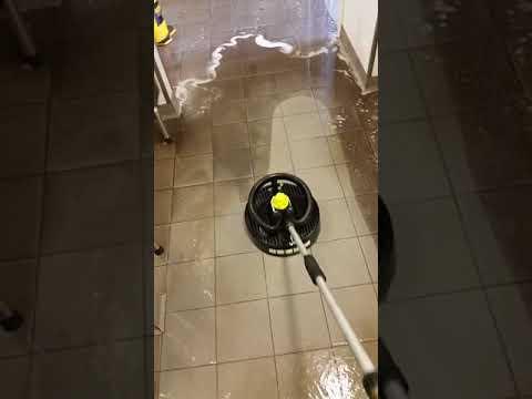 Bathroom Tile Pressure Cleaning Brisbane