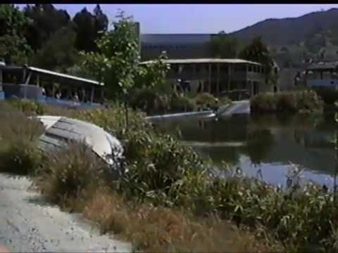 1991 Universal Studios Tour