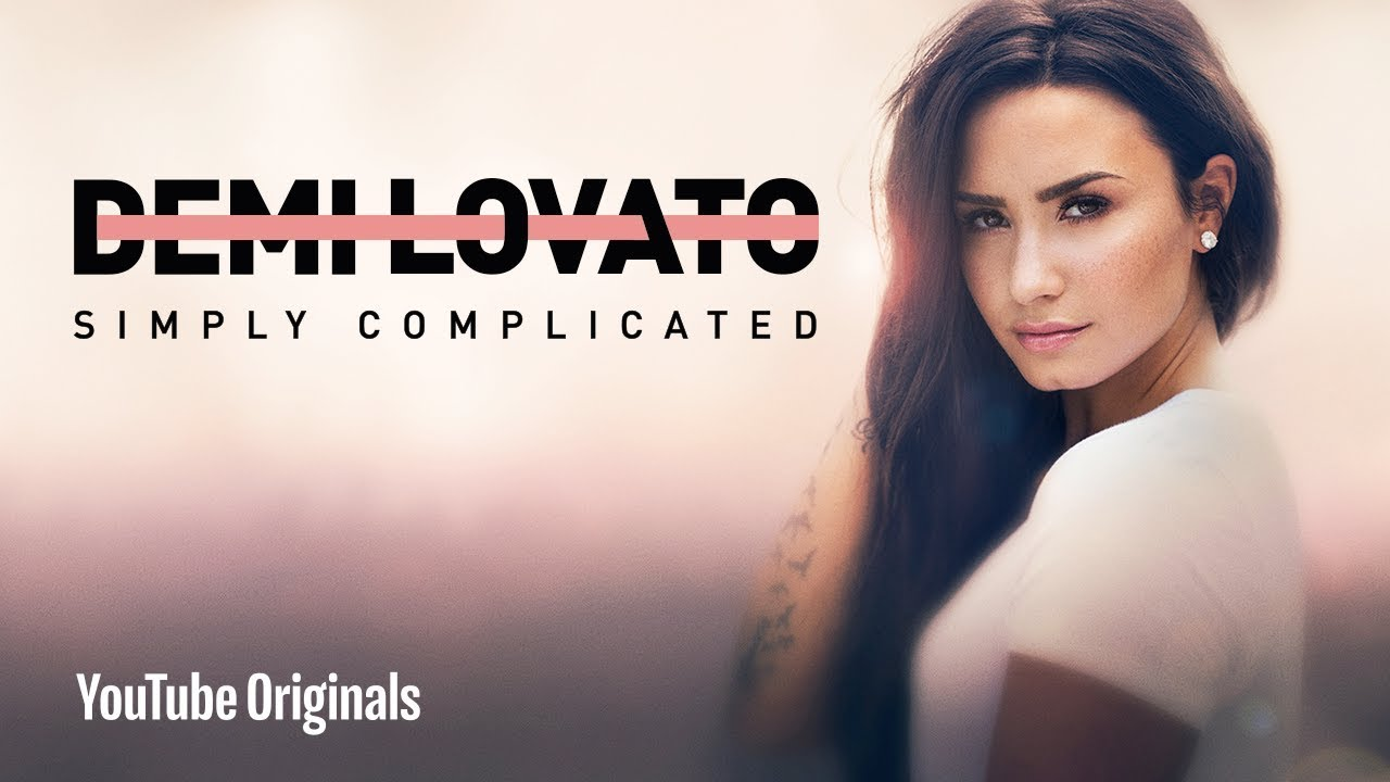 Image result for demi lovato documentary simply complicated