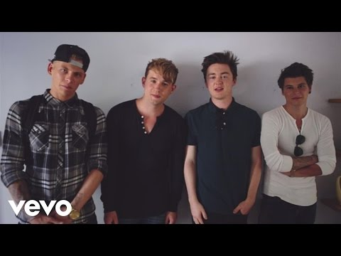 Rixton - Make Out (Behind The Scenes)